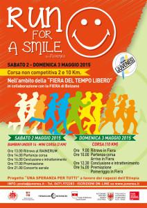 Vol RUN FOR A SMILE 2015