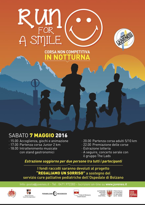 Vol RUN FOR A SMILE 2016_ITA