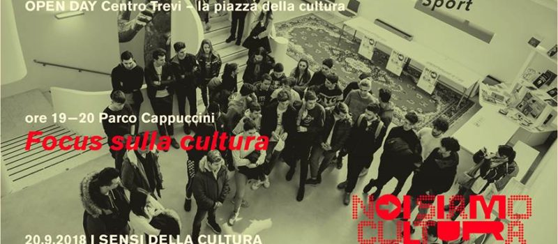 (English) Open Day al Centro Trevi