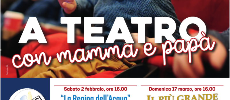 (Italiano) A teatro con mamma e papà